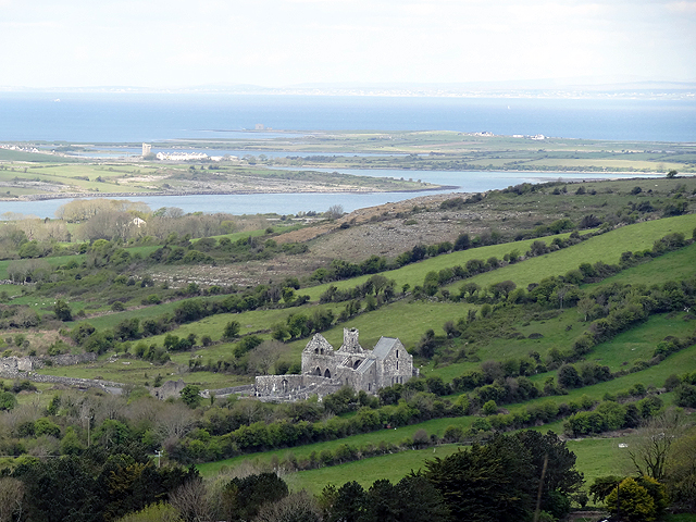 Castle Ruines in the Burren