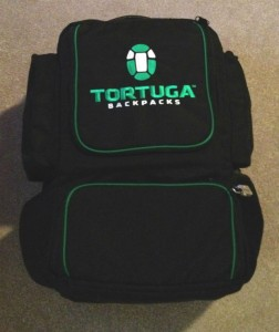 Tortuga Backpack Packed