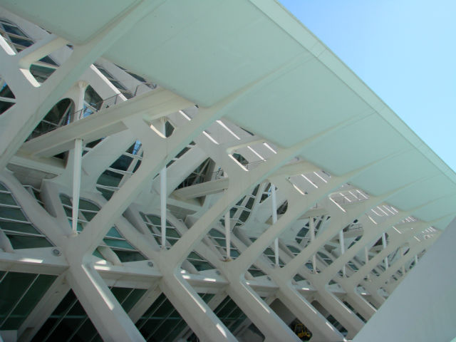 City of Arts and Sciences Architecture