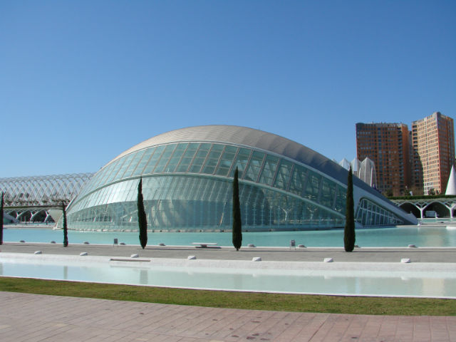 City of Arts and Sciences IMAX Theater