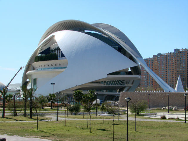 City of Arts and Sciences Opera House