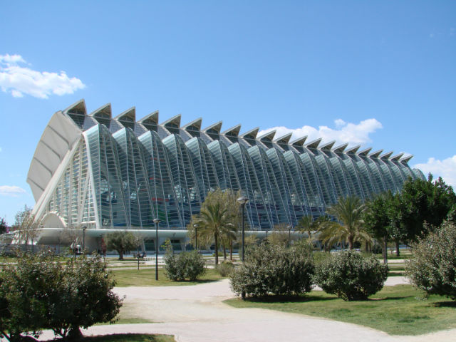 City of Arts and Sciences Science Museum