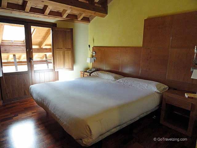 Gredos Hotel Room - Barco de Avila Spain