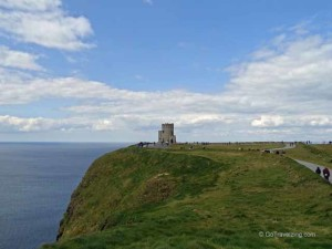 O&#039;Briens Tower Cliffs of Moher