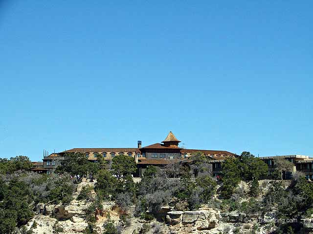 El Tovar Lodge at the Grand Canyon