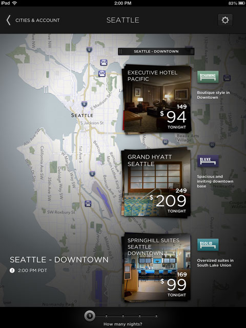Hotel Tonight Seattle Rates
