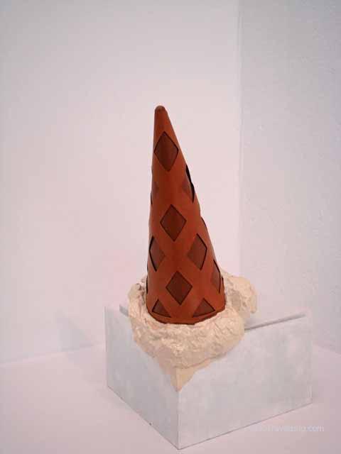 Ice Cream Sculpture