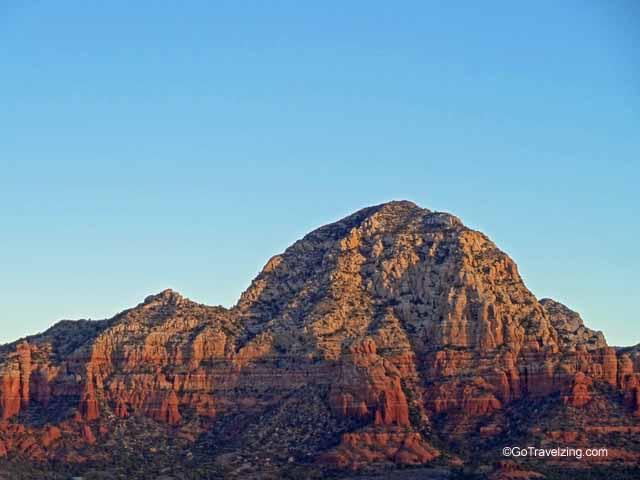 Beautiful Sunrise in Sedona Arizona