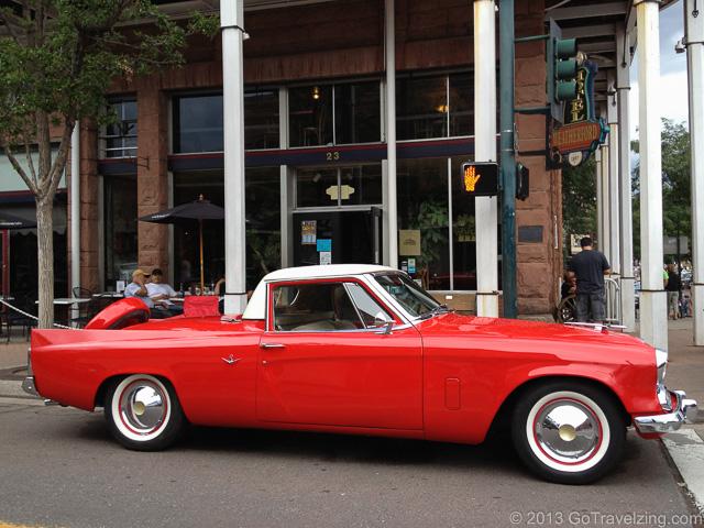 Customized Studebaker Continental