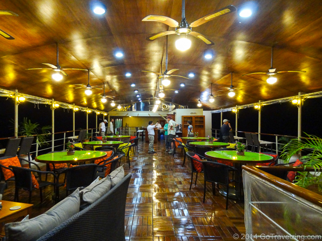La Estrella Amazonica Bar Deck