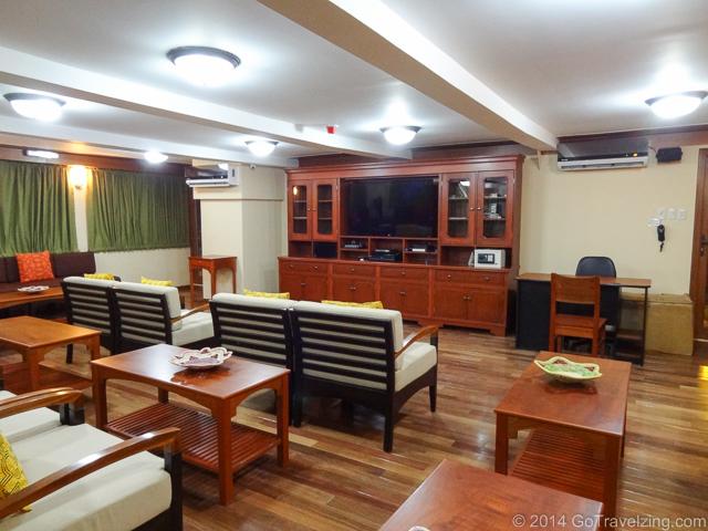 La Estrella Amazonica Lecture Room