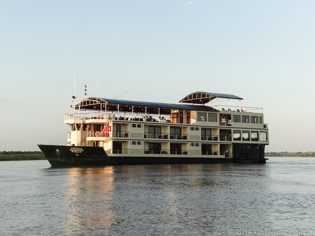 La Estrella Amazonica Amazon Cruise Ship