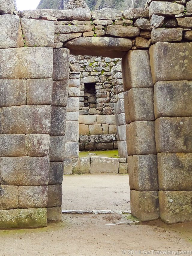 Machu Picchu Doorways