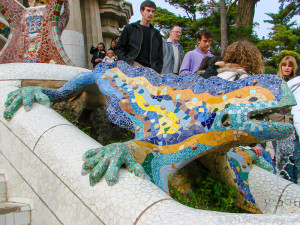 Park Guell Featured