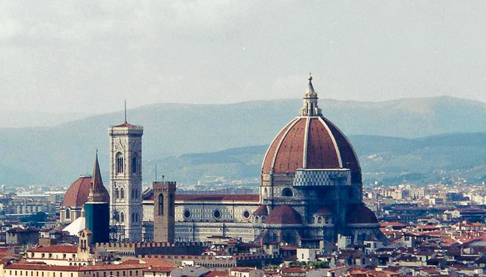 Florence Italy Featured