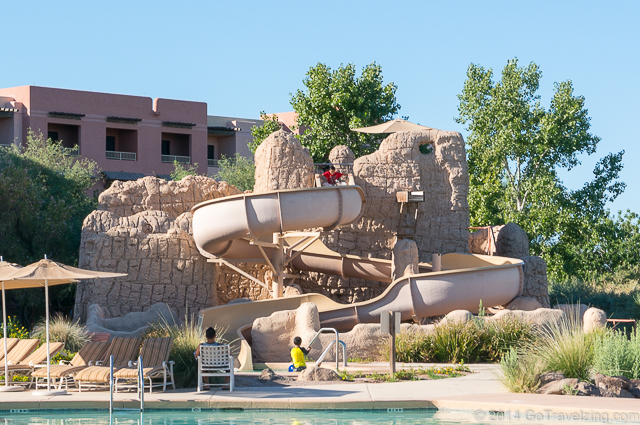 Water Slide at the Sheraton Wild Horse Pass