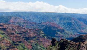 The Long and Winding Road to Waimea Canyon