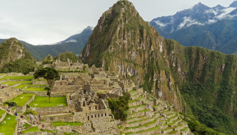 Machu Picchu Photo Journal